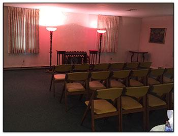 Chapel at Brookfield Funeral Home